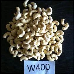 Raw cashew nut, Grade: W400