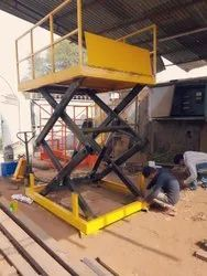 Electronic Scissor Lift