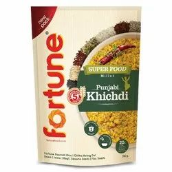Whole Wheat FORTUNE SUPER FOOD PUNJABI KHICHDI, 200G, Packaging Type: Plastic Bag