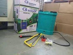 Samson Battery Sprayer 2 In 1