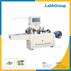 Automatic Shrink Label & Sleeve Cutting Machine, Model Name/Number: SM-801