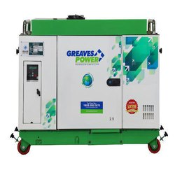 2.5 KVA Greaves Power Diesel Generator