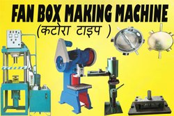Electric Fan Box Making Machine