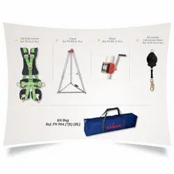 PN 654 Confined Space Entry Kit With Tripod
