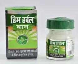 Him Herbal Balm Ayurvedic Remedy 10 Ml, Pioneer Herbals, Non Prescription