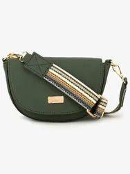 Olive Sling Bag