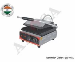 Akasa Indian Two Jumbo Sandwich Griller