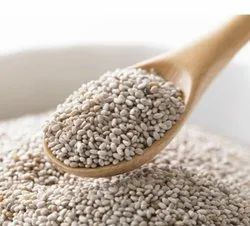 Dahan Exports Organic White Chia Seeds, Packaging Type: Bag, 50 Kg