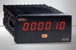 Selec XC10D Count Totalisers
