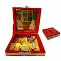 Shri Kuber Dhan Laxmi Varsha Yantra - Brass Yantra