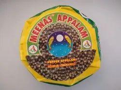 Black Pepper Appalam Papad