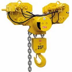 Ingersoll-Rand-Liftchain Hydraulic Hoist