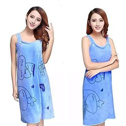 Bath Towel Convenient Wearable Girls/Ladies/Women/Free Size Bath Towel