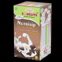 Sodelite Nutrisip Instant Soya Milk Premix (Chocolate) (28g)