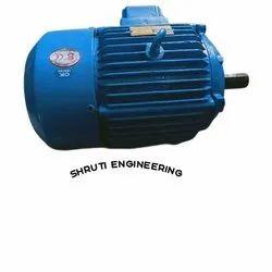 1440 AC Industrial Electric Motor, Power: <10 KW