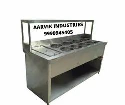 Commercial Bain Marie With OHS