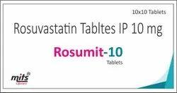 Rosuvastatin Tablets 10 Mg