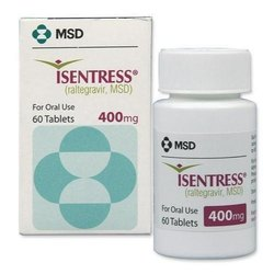 Isentress 400 Mg Tablets