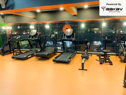 Commercial Gym Setup Service