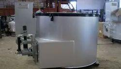 Aluminium Electric Melting Cum Holding Furnaces, Material Loading Capacity (T): 200 Kg