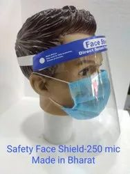 Safety Face Shield - 250 Mic