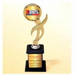 WM 9778 Value Crystal Trophy