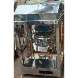 SS Popcorn Machine, 30 kg per hr