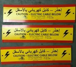 Electrical Cable Protect Cover Tile
