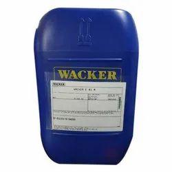 Wacker E41m Silicone Emulsion
