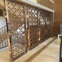 PVD Colour Stainless Steel Partition