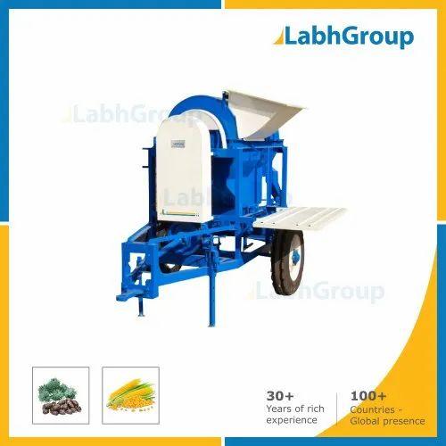 Mini Thresher Machine For Maize & Castor Crop For Farming