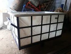 Plastic Box Container Trolley