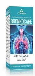 Bronkocare Syrup An Ayurvedic Cough Syrup, 100&200 ml