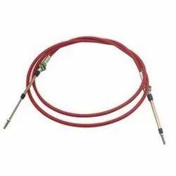 Excavator Accelerator Cable