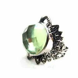 Marcasite Designer Ring