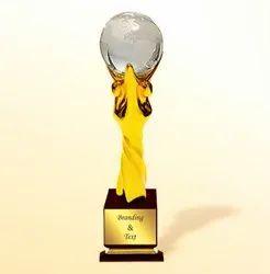 CG 625 Crystal Trophy