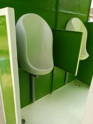 Frp Waterless Urinal
