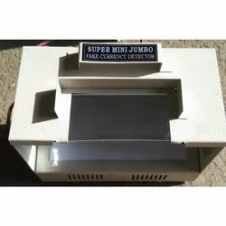 Fake Note Detector Machine With Magnifying Glass