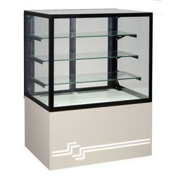 Western Black PTW12 Pastry Cabinet