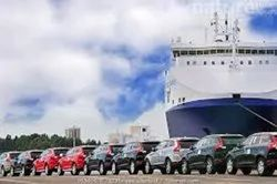 Roro (Roll On- Roll Off) Shipping Cargo Services, Sea, Global