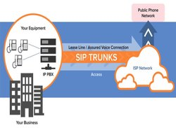 Wired Session Initiation Protocol Trunk, Pan India