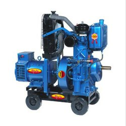 UJALA 7.5 KW Single Cylinder watercooled diesel Generator