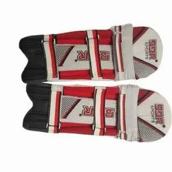 BDR Sports Velcro Classic Cricket Batting Pads, Size: XL