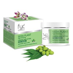FYC Professional White Seda Plant Face Mask, Powder, Packaging Size: 250g
