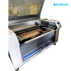 Rubber Laser Engraving And Cutting Machine