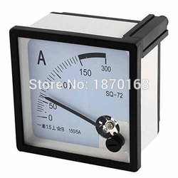AMPERE 72MM METER ANALOGUE