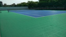 PP Tile ( Polypropylene) Interlocking Tiles Multi Sports