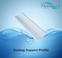 Pool Grating Support Profile
