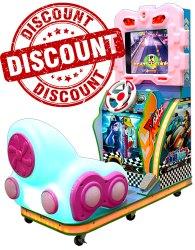 Need For Speed Arcade Game Machine - Mini