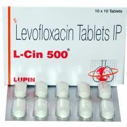 L-Cin 500 Tablet